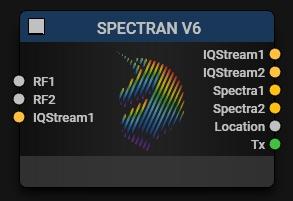 SPECTRAN V6 Block