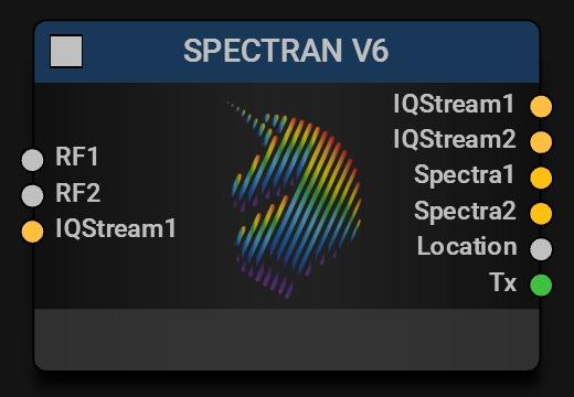 SPECTRAN V6 Block | Main Device Control