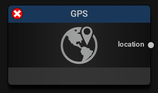 GPS Block | Set or get GPS data