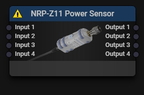 NRP-Z11 Power Sensor Block