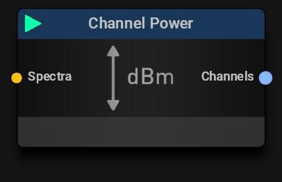 Channel Power Block