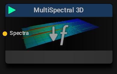 MultiSpectral 3D Block