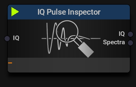 IQ Pulse Inspector and Decoder Block