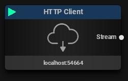HTTP Client Block