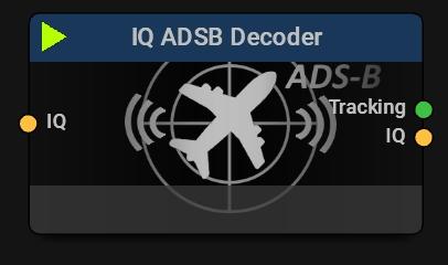 IQ ADSB Decoder Block