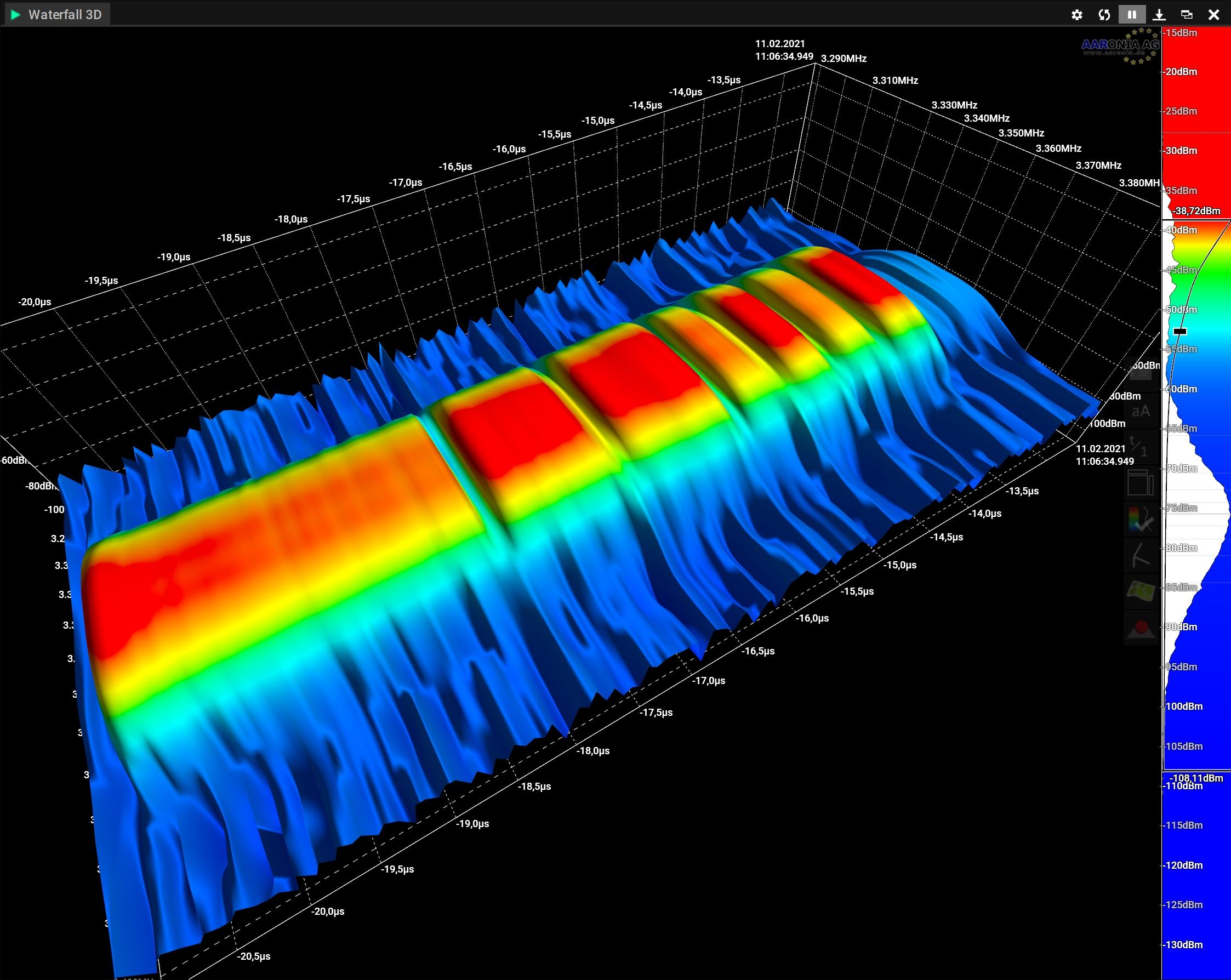 3D_Doppler_Radar_Spectrum_showing_a_Barker_Code_of_13