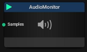 Audio Monitor Block