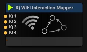 IQ WiFi Interaction Mapper Block