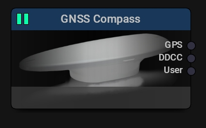 GNSS Compass Support comming soon