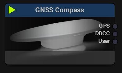 GNSS Compass Block