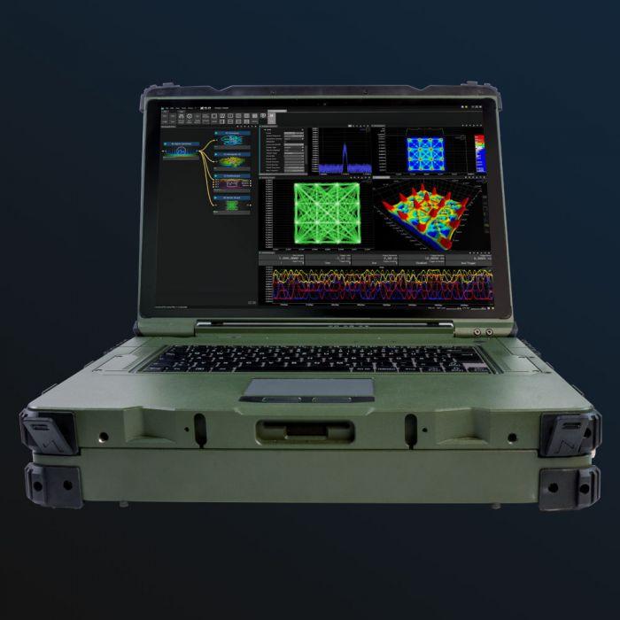 SPECTRAN V6 MIL Military Grade Portable Real-Time Spectrum Analyzer