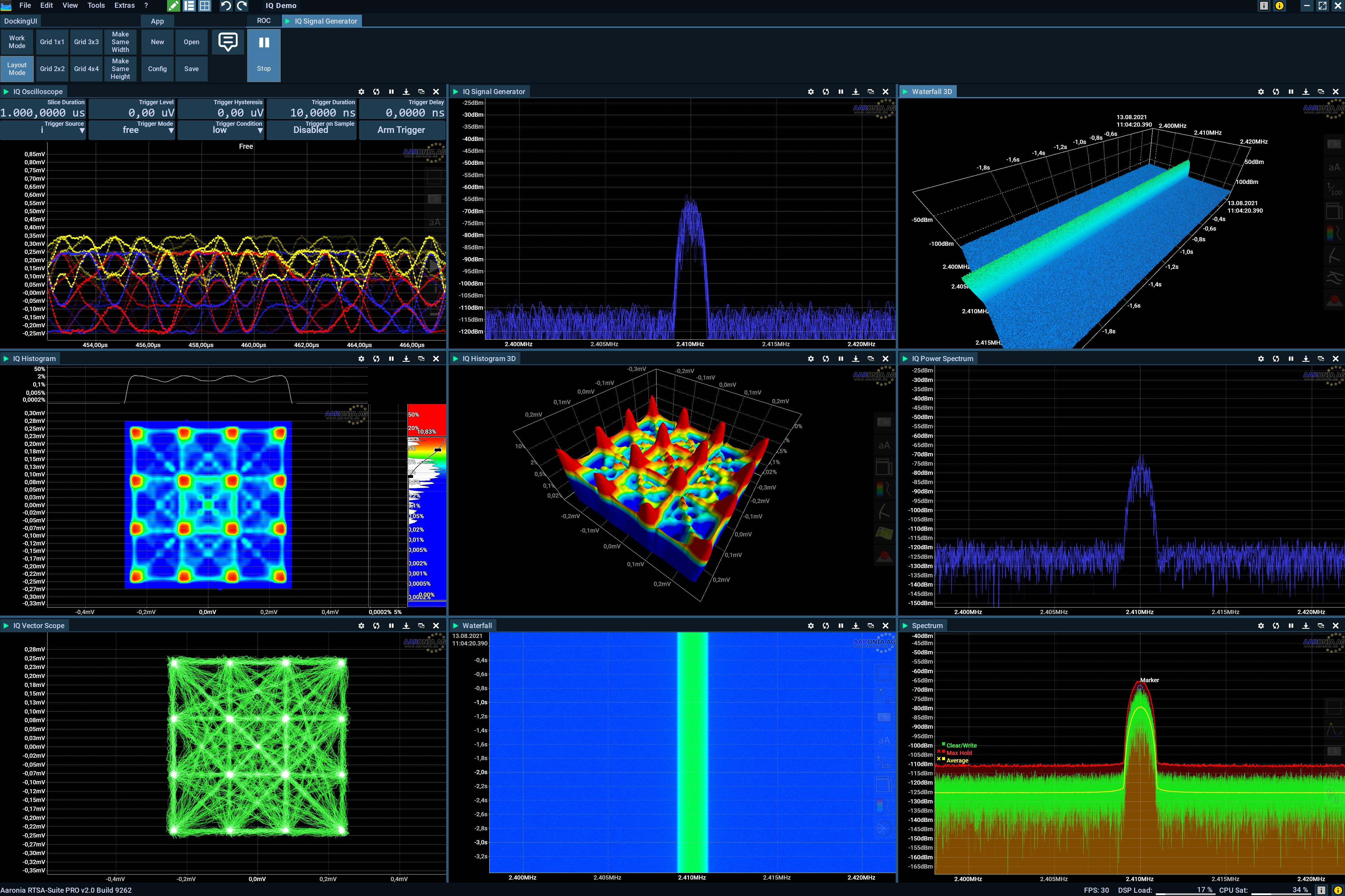 RTSA-Suite PRO V2.0