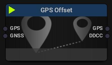 GPS Offset Block